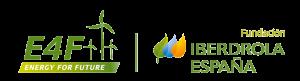 Logo E4F Fundacion Iberdrola